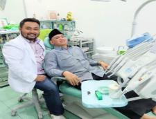 H.M Khalid Mawardi Bapak Bupati OKU Timur (Sumatra Selatan)